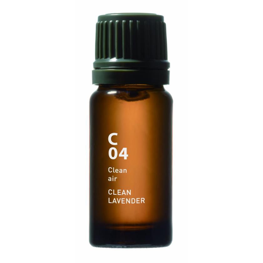 C04 クリーンラベンダー 10ml